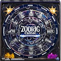 Spin Master Games Zodiac Clash, Strategic 3D Solar System Board Game, for 2 or 4 Players Aged 8 and Up (6053078)
