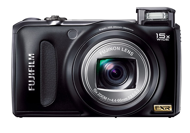 Fujifilm FinePix f300exr 12 MPデジタルカメラwith 15 x広角ズームと3.0-inch LCD   B003VYB1KK