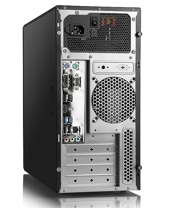 CSL Speed 4361 (Dual) - Sistema de Desktop PC con Intel Pentium ...