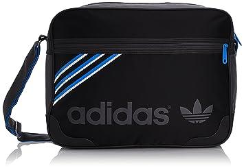 e7298c636fe Adidas Unisex Airliner FW Side Shoulder Bag L38 x W12 x H28 cm (17 L ...