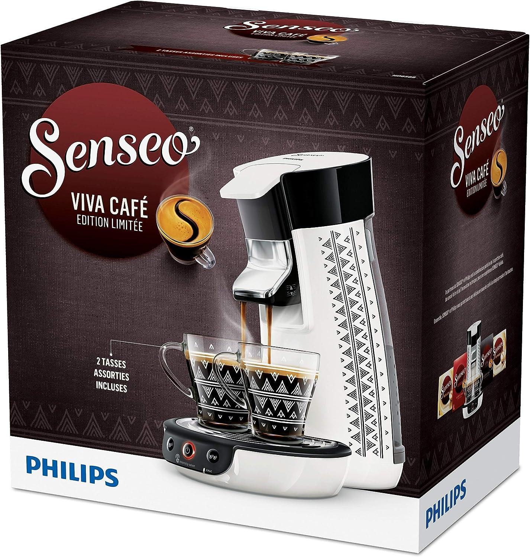 Philips HD6569/14 Senseo Viva Café - Cafetera de monodosis blanco ...