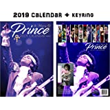 Prince Calendar 2019 + Prince Keychain