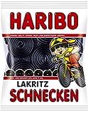 Haribo Lakritz Schnecken 200 g
