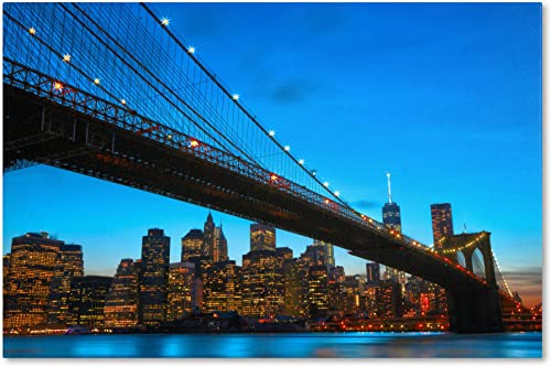 """Brooklyn Bridge 1"" Artwork"