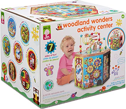 Woodland Wonders Activity Center Alex Jr