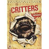 Coffret intégrale critters 4 films