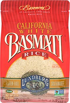 Lundberg Basmati White Rice