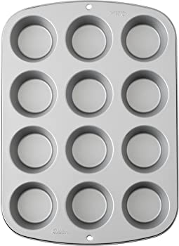 Wilton 12-Cup Non Stick Muffin Pan