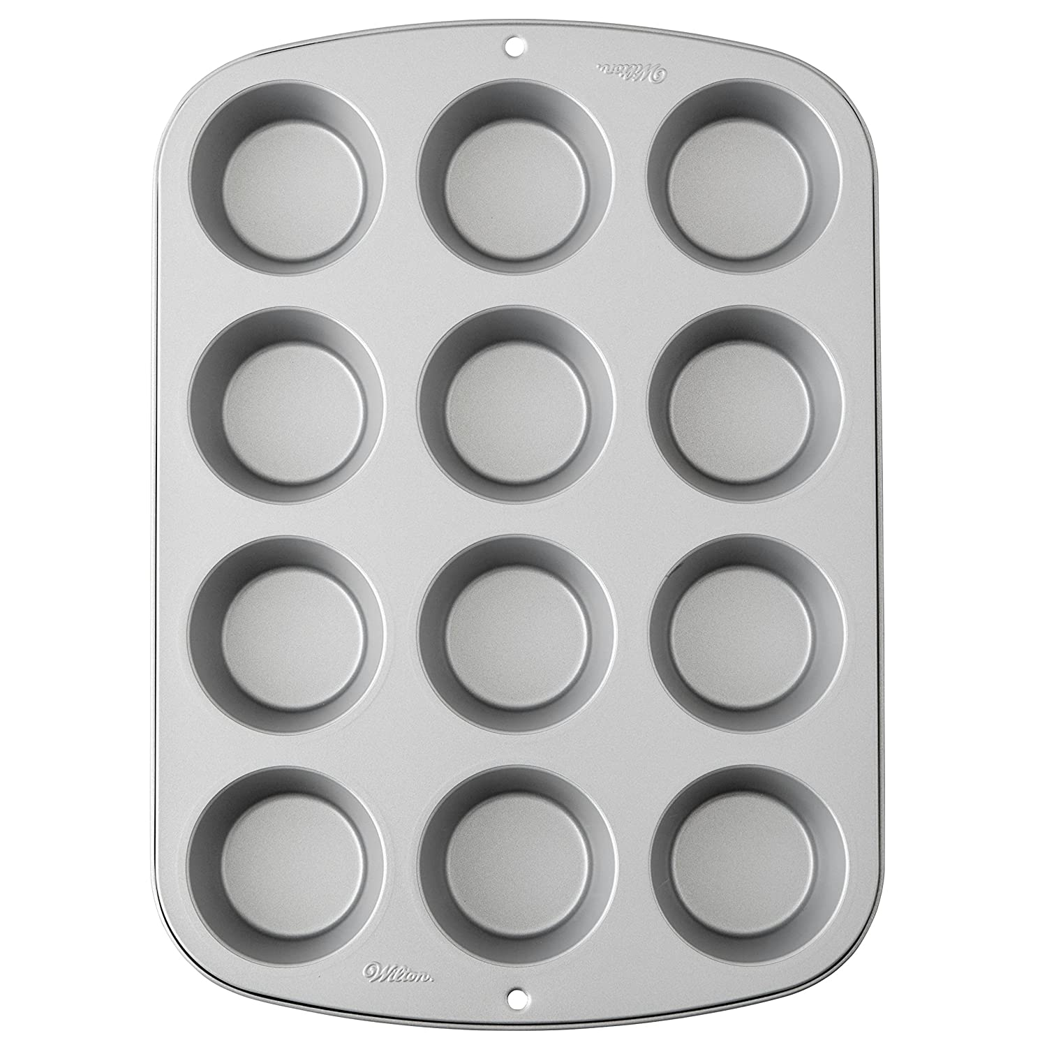 Wilton Recipe Right Nonstick 6-Cup Regular Muffin Pan 2105-953