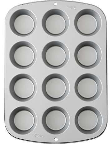 Wilton 2105-954 - Molde para 12 magdalenas