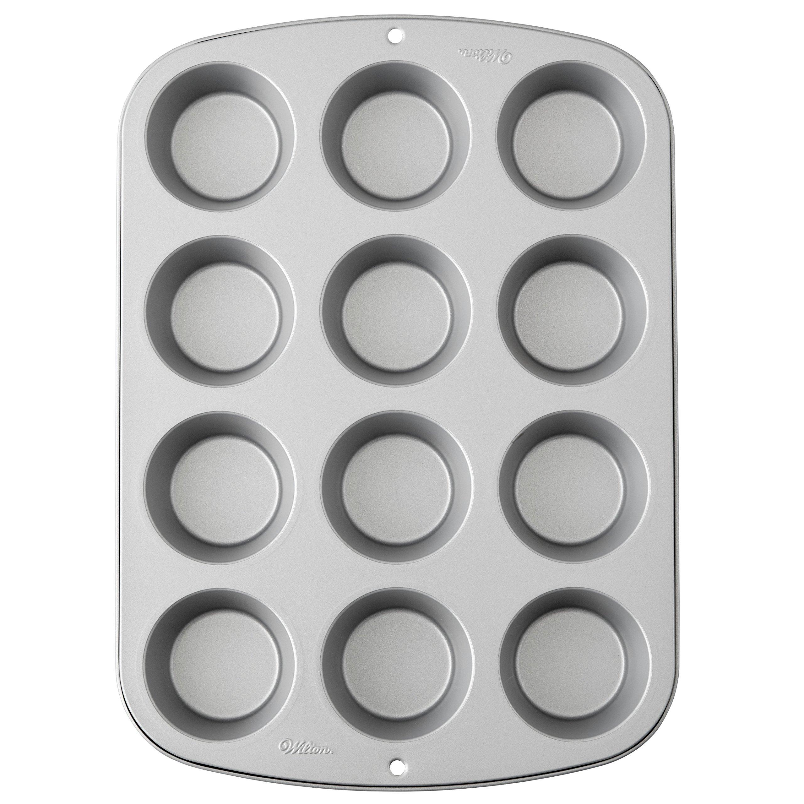 Wilton 2105-954 - Molde para 12 magdalenas product image