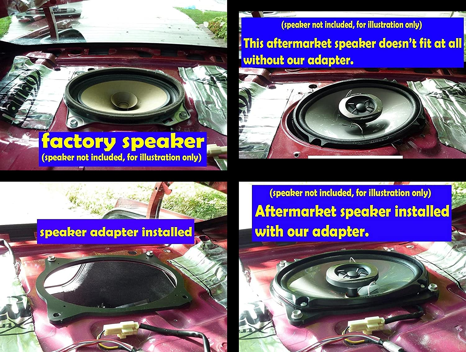2012 toyota camry speaker size image collections