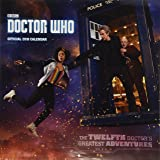 Doctor Who Official 2018 Calendar - Square Wall Format Calendar (Calendar 2018)