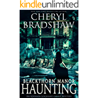 Blackthorn Manor Haunting (Addison Lockhart Book 3) book cover