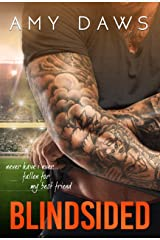 Blindsided: A Best Friends to Lovers Standalone Kindle Edition