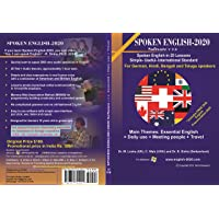 Institute for Employment-Oriented Skill Development Spoken English - 2020 Software (DVD)