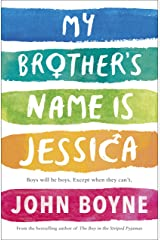 My Brother's Name is Jessica Paperback