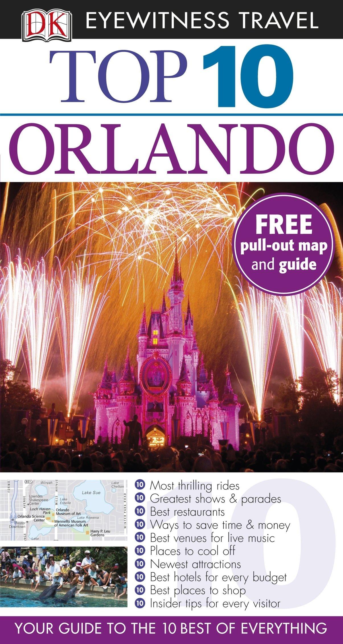 58745ffe027782 DK Eyewitness Top 10 Travel Guide: Orlando (DK Eyewitness Travel Guide)  Paperback – August 1, 2012