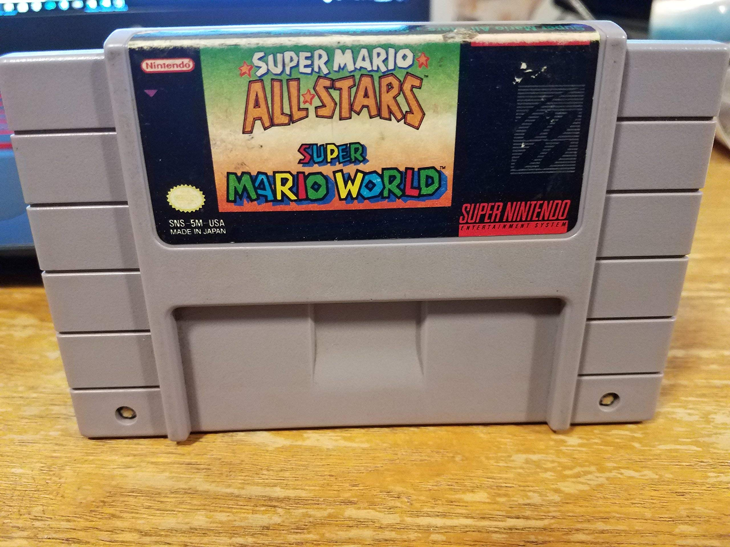 Super Mario All-Stars / Super Mario World (Renewed)