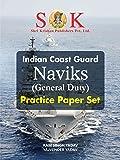 Coast Guard Navik ( Sailor ) GD ( General Duty ) English Medium Practice Paper Sets