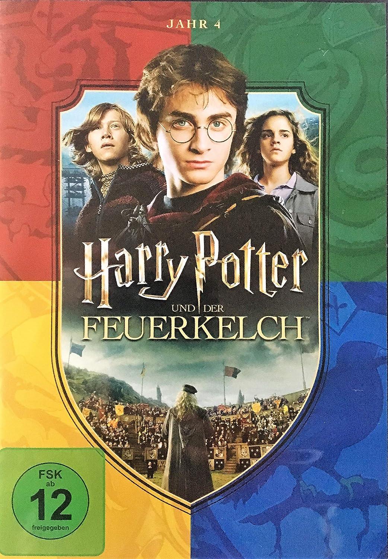 Harry Potter Und Der Feuerkelch Amazon De Dvd Blu Ray
