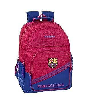 FC Barcelona Corporativa Oficial Mochila Escolar 320x150x420mm: Amazon.es: Oficina y papelería