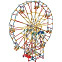744 Pieces K'nex Thrill Rides 3-In-1 Classic Amusement Park Building Set