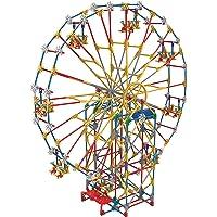 K'nex Thrill Rides 3-in-1 744 Pieces Classic Amusement Park Building Set