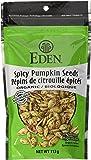 Eden Foods Organic Tamari Spicy Pumpkin Seeds, 113 gm