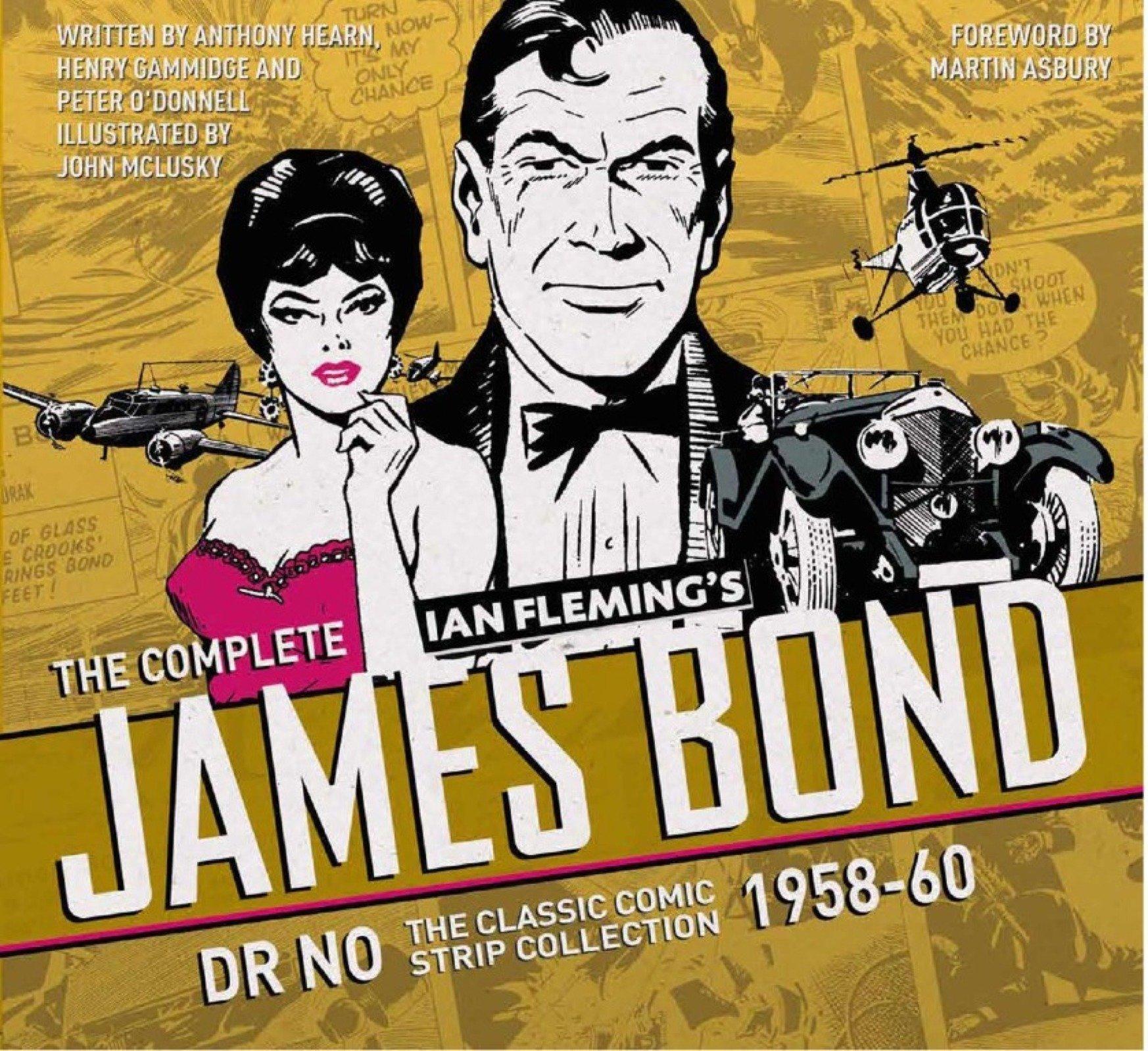 Amazon Com The Complete James Bond Dr No The Classic