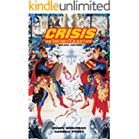 Crisis On Infinite Earths: 30th Anniversary Deluxe Edition book cover