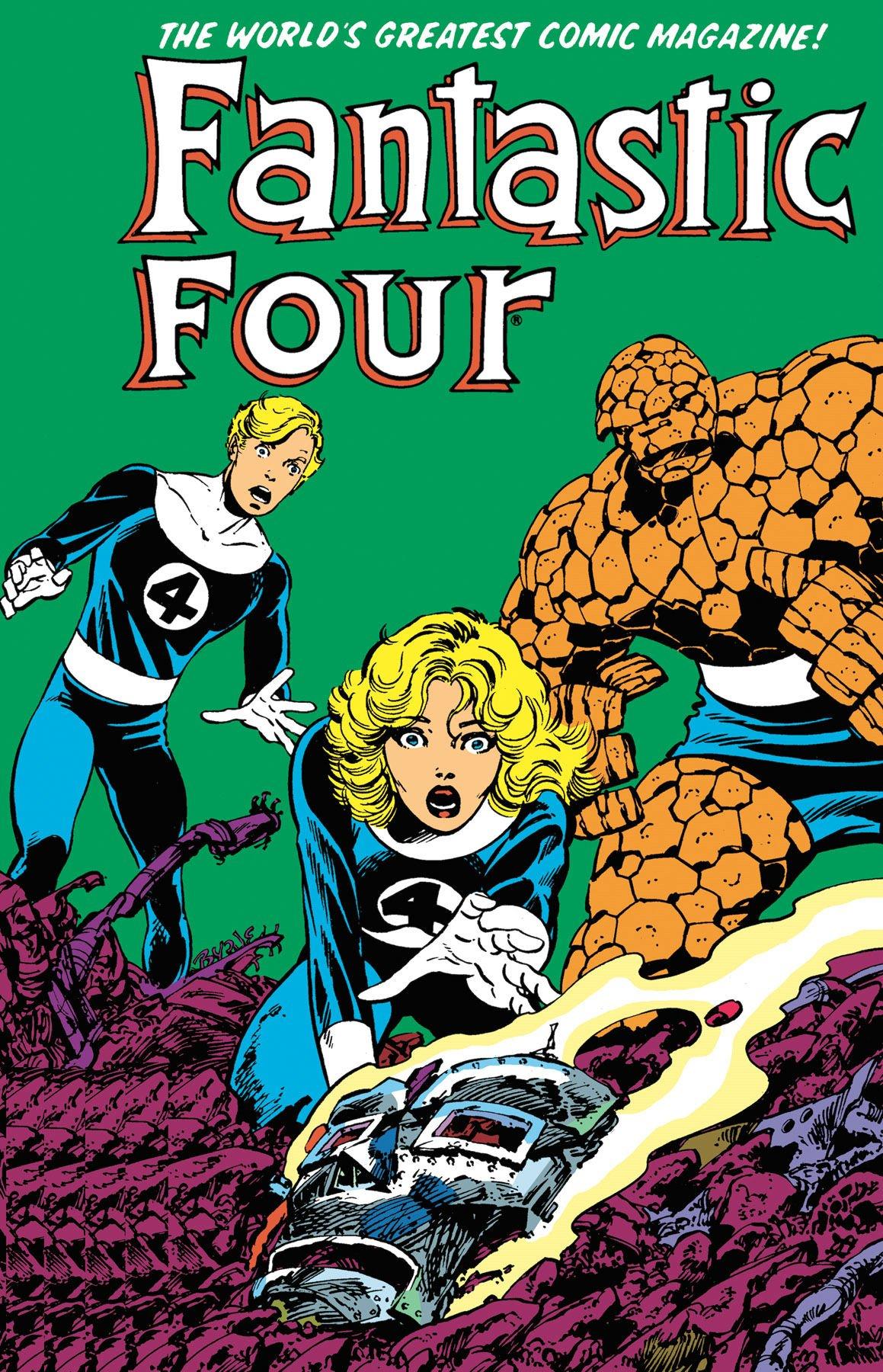 Fantastic Four Visionaries - John Byrne, Vol. 4 PDF