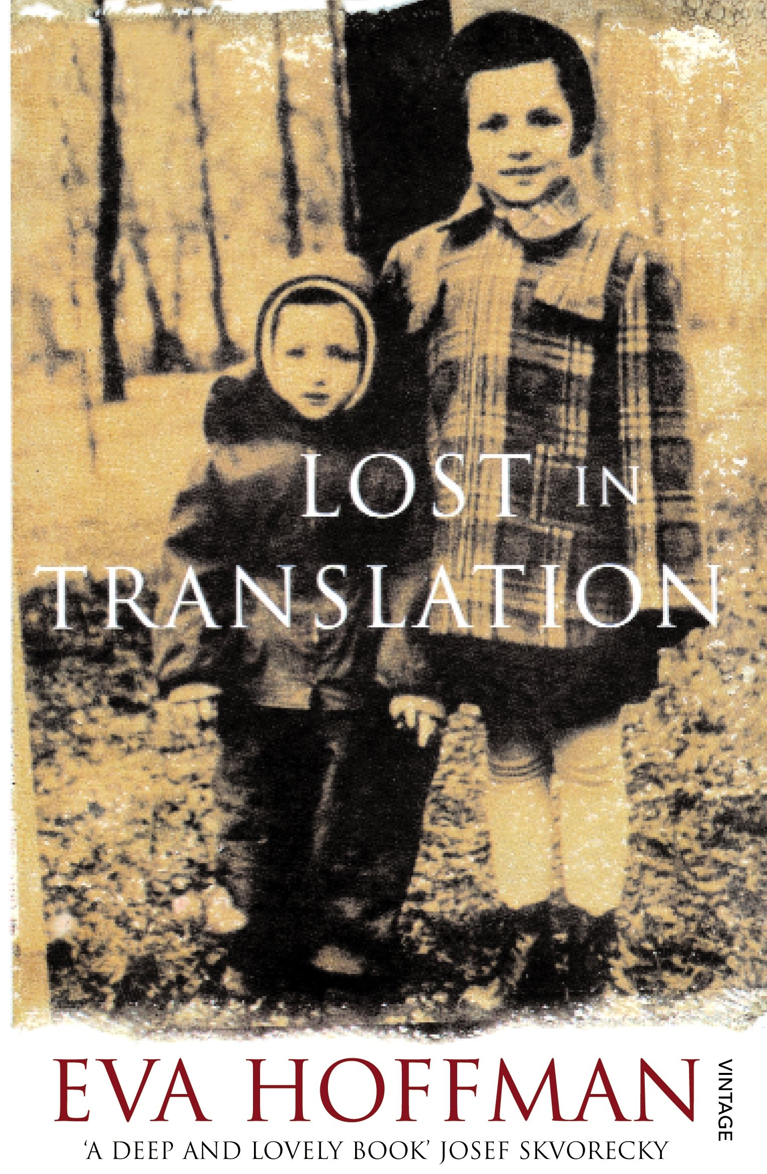 Lost in Translation: A Life in a New Language by imusti