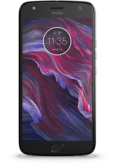 Motorola X4 XT1900-2 (Super Black, 64GB)