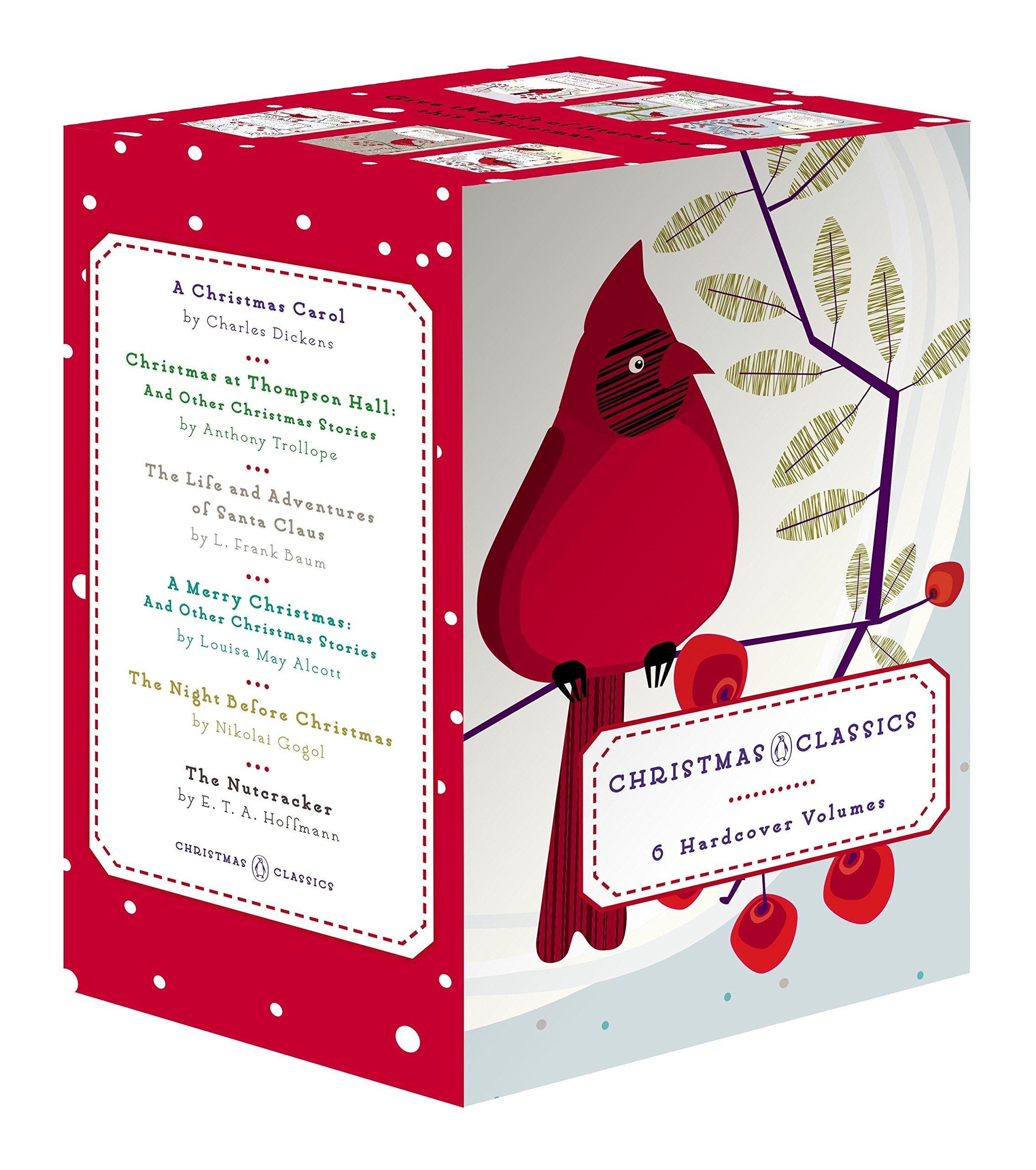 Penguin Christmas Classics 6 Volume Boxed Set Various