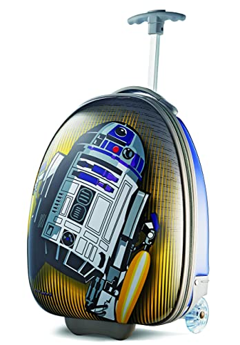 American Tourister Disney 18 Inch Upright Hard Side, Star Wars/Multi, One Size