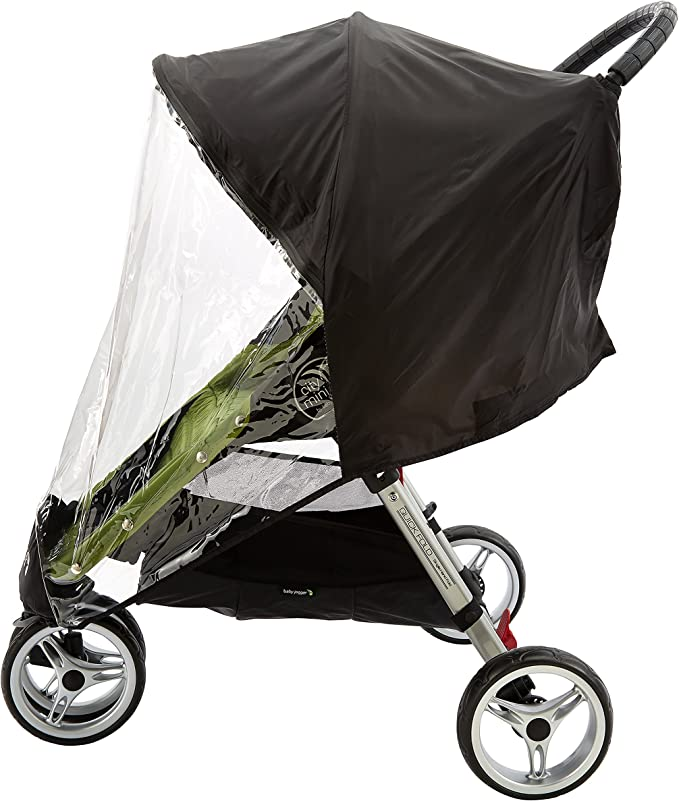 Baby Jogger BJ0198399900 Housse de pluie pour poussette City Mini2 4 roues