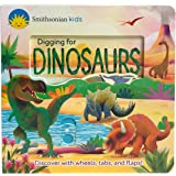 Digging for Dinosaurs: Deluxe Multi Activity Book