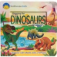 DIGGING FOR DINOSAURS-LIFT FLA (Smithsonian Kids)