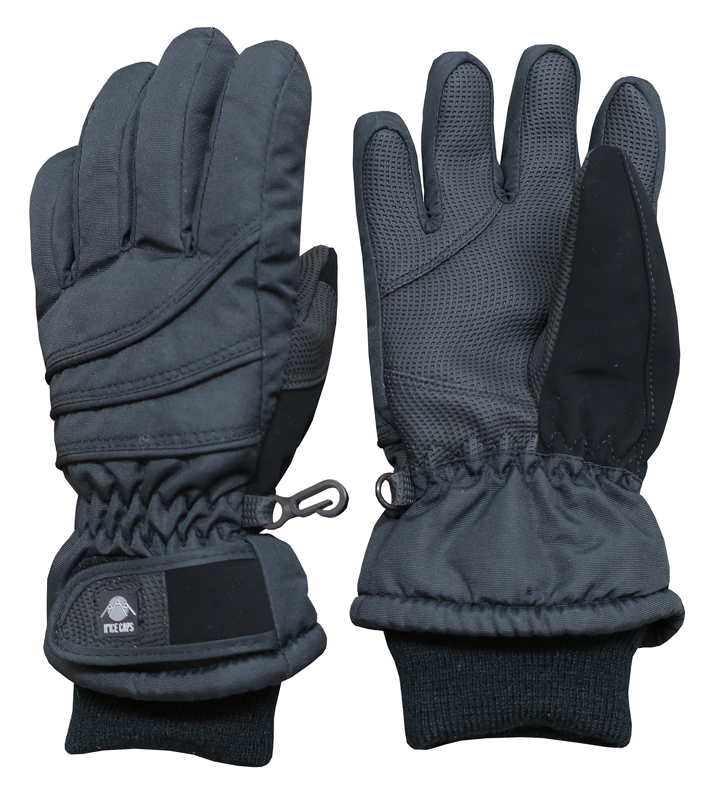 95b228324 N'Ice Caps Womens Winter Snow & Cold Utility Waterproof Thinsulate Gloves  product image