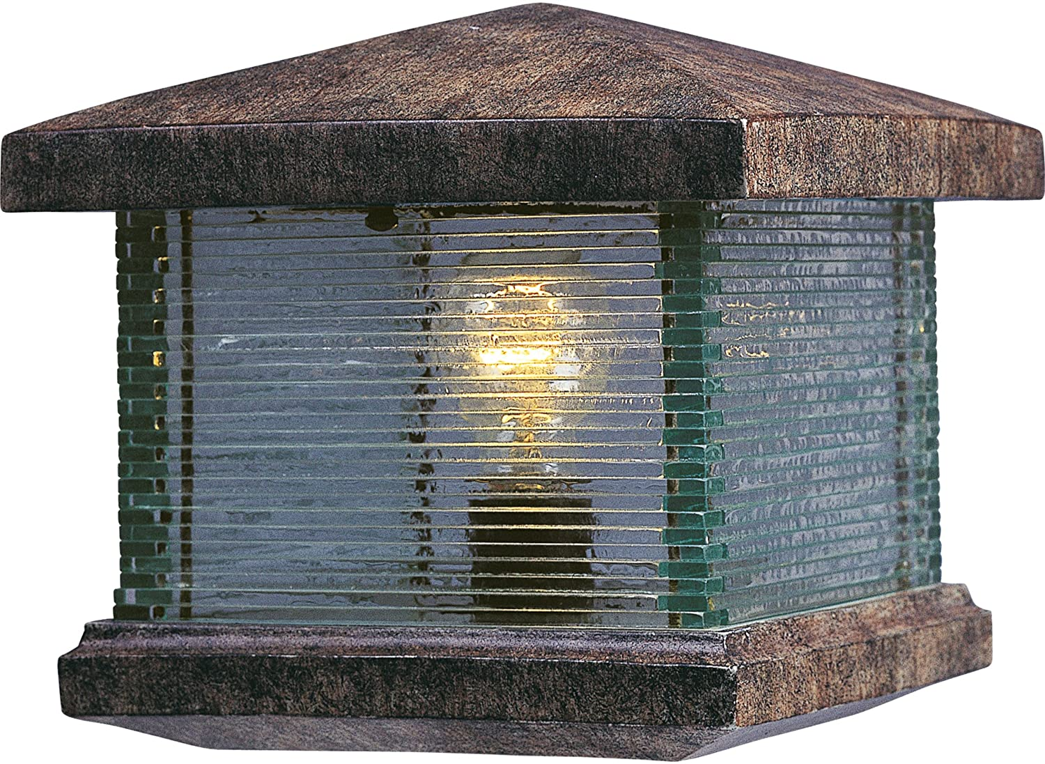 Maxim 48736clet triumph vx 1 light outdoor deck lantern earth tone maxim 48736clet triumph vx 1 light outdoor deck lantern earth tone finish clear glass mb incandescent incandescent bulb 40w max dry safety rating arubaitofo Image collections