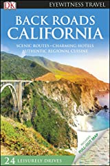 DK Eyewitness Back Roads California (Travel Guide) Paperback