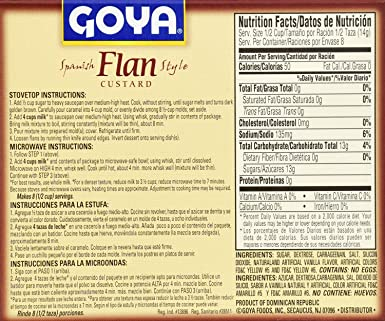 Goya Foods Flan, 2 Ounce (Pack of 36)