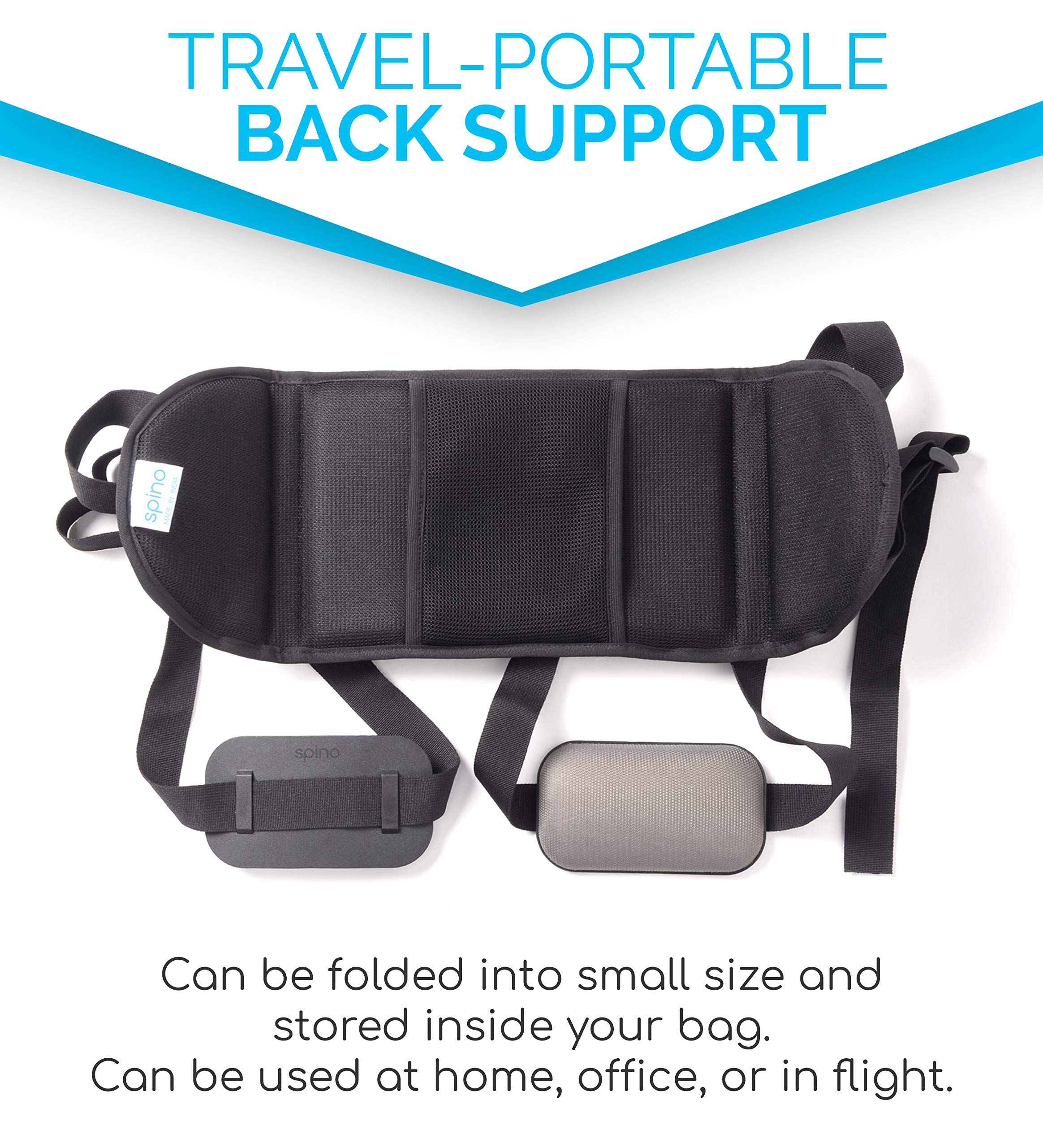 Notion Innovations Spino Standard Back Support Posture Correction and Improvement System by Spino (Image #4)