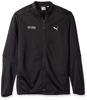 a6739efbfe10f Amazon.com: PUMA Men's Mercedes Mapm T7 Track Jacket: Clothing