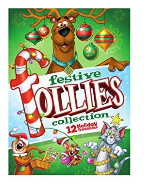 Yogi Bears All Star Comedy Christmas Caper.Festive Follies Collection Scooby Doo And The Snow Creatures
