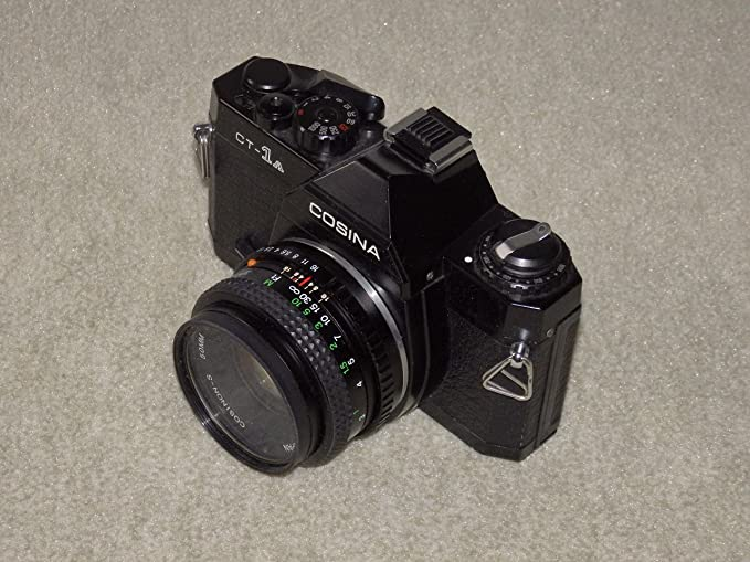 Fotos Cosina ct de 1 A incl. Lente Cosina de S 50 mm 1: 1.8 Lens + ...