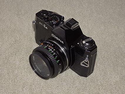Fotos Cosina ct de 1 A incl. Lente Cosina de S 50 mm 1: 1.8 Lens