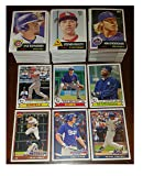 2016 Topps Archives Baseball - Complete 300 Card