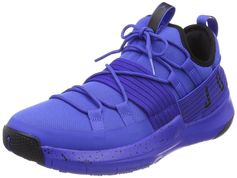 Nike Herren Jordan Trainer Pro Fitnessschuhe  44.5 EU|Mehrfarbig (Hyper Royal/Black-black 403)